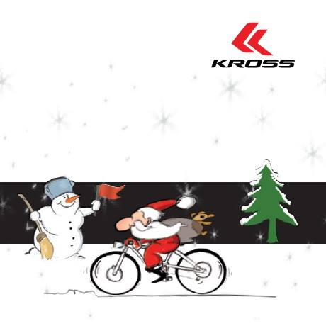HAPPY SAINT NICOLAS with KROSS Bikes