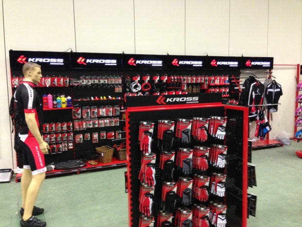 Accessories displays